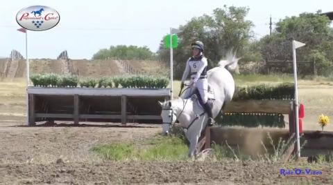 CCI3* Short Cross Country Twin Rivers Ranch April 2019