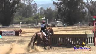 135XC Dawn Robbins Preliminary Rider Cross Country Copper Meadows Sept 2014