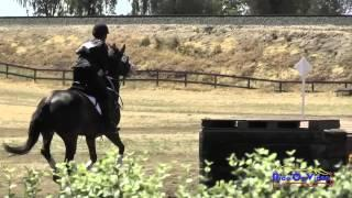 141XC Erin Serafini on FInally DG Open Novice Cross Country FCHP April 2015