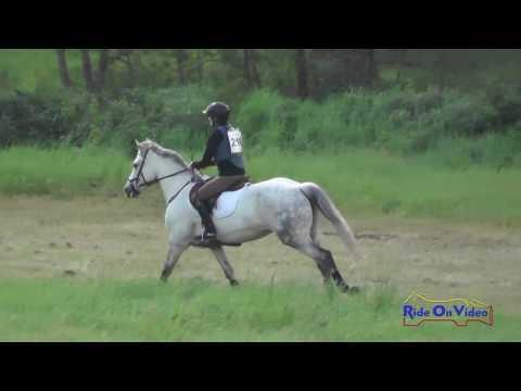 216XC Ashleigh Rauen Open Training Cross Country Spokane Sport Horse HT May 2016