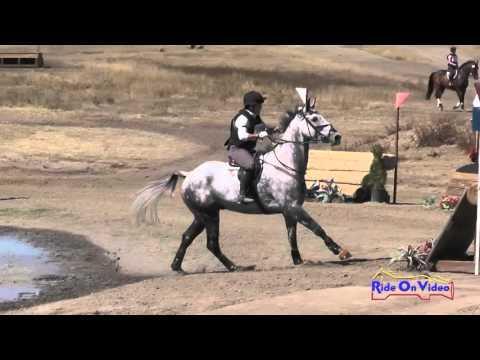 012XC Sara Sellmer On TF Kreisler CIC2* Cross Country Woodside Oct 2015