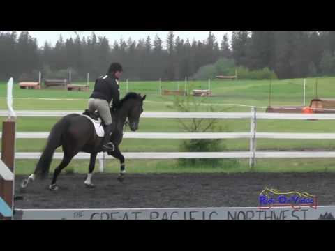274S Meika Decher On Archie McPhee SR Preliminary Show Jumping Spokane Sport Horse HT May 2016