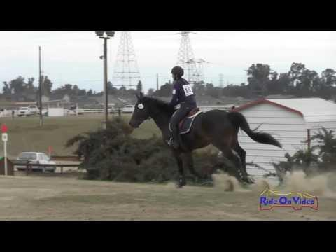 183XC Merrin Wright On Deo Intro Cross Country FCHP November 2016