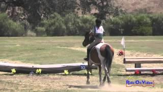 112XC Natalie Billings On Dare To Dream Intro Cross Country Shepherd Ranch August 2015