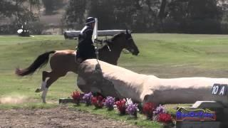 005XC Gina Economou On Exclusive Preliminary Cross Country Shepherd Ranch August 2015