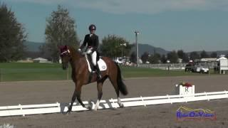 009D Alexandra Tett On Quiproquo Des Vatys CCI1* Dressage The Event At Rebecca Farm July 2015
