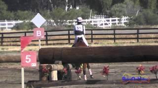 059XC Lisa Takada On Walter Ego JR Training Cross Country Galway Downs May 2015