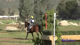 172XC Pascal Jouvence on BELIEVE WT Open Novice Cross Country Copper Meadows March 2015