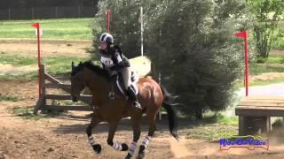 151XC Kaitlin Vosseller on Jameson JR Training Cross Country Copper Meadows March 2015