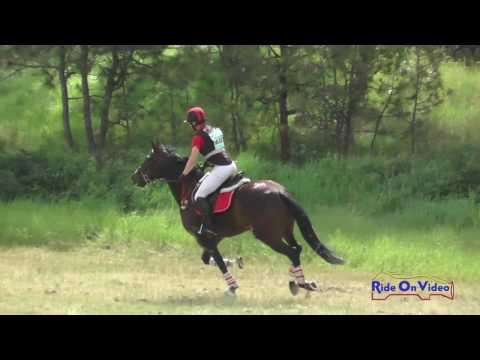 289XC John Filer On Manxome JR/YR Preliminary Cross Country Spokane Sport Horse HT May 2016