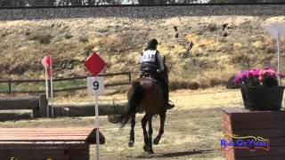 133XC Julia Tussing on Charm Offensive SR Novice Cross Country FCHP April 2015