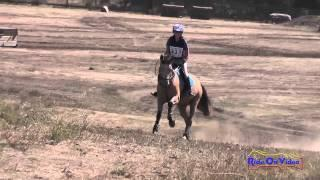 333XC Charlotte Greatwood JR Beginner Novice Cross Country Woodside Int'l Event Oct 2014