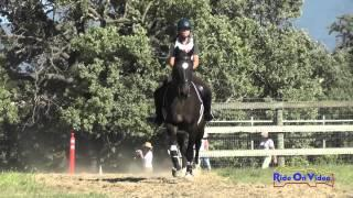 265XC Madison DeSchryver On The Usual Suspect I Intro Cross Country Shepherd Ranch June 2015
