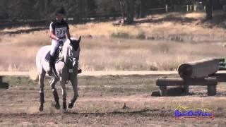 275XC Taylor Hansen Area VI Championships Novice Rider Cross Country Woodside Int'l Event Oct 2014