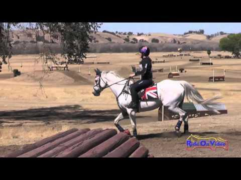 294XC Hannah Bailey On Cloud Nine Intro Cross Country Twin Rivers Sept 2015