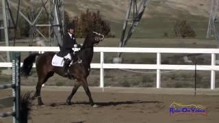 106S Bunnie Sexton on Phiero SR Open Novice Show Jumping FCHP November 2014