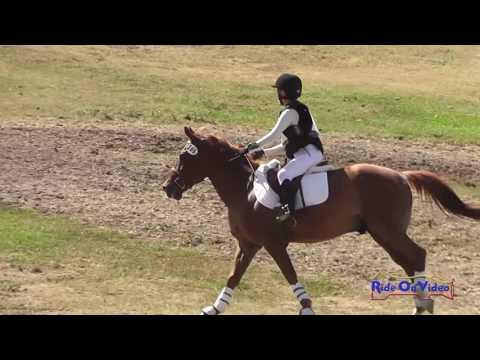 166XC Campbell Kadin On Hunky Dory JR Intro Cross Country Shepherd Ranch June 2016