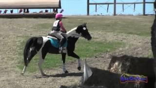 116XC Jenna Law On Police Chief Intro Cross Country Shepherd Ranch August 2015