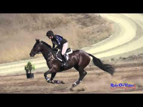 023XC Florence Miller On Tuscan Sun CIC2* Cross Country Woodside October 2014