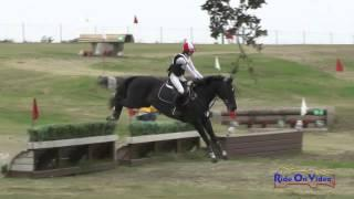 033XC Hailey Johnson On Gryffindor V Open Novice Cross Country Shepherd Ranch August 2015
