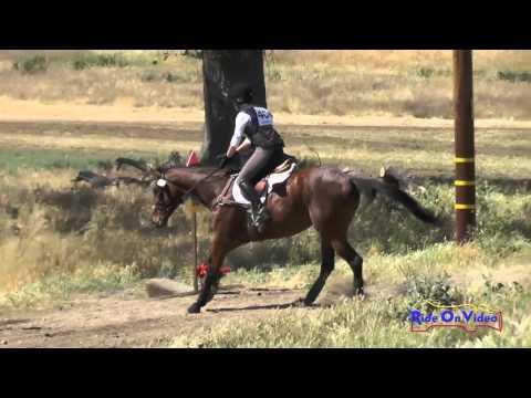 404XC Makenzie McRoberts SR Beginner Novice Cross Country Twin Rivers Ranch April 2016