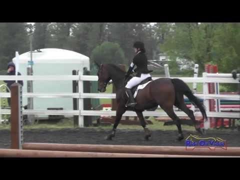 287S Kiera Carter On Corinthoz JR/YR Preliminary Show Jumping Spokane Sport Horse HT May 2016