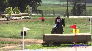 118XC Cindy Covington on Maseratti SR Training Cross Country Copper Meadows March 2015