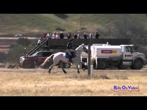 073XC Maddy Mazzola On Mojito Intermediate Cross Country Twin Rivers Ranch April 2016