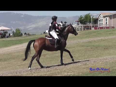 183XC Amanda Resnick On Italian Dish SR Intro Cross Country Shepherd Ranch June 2016