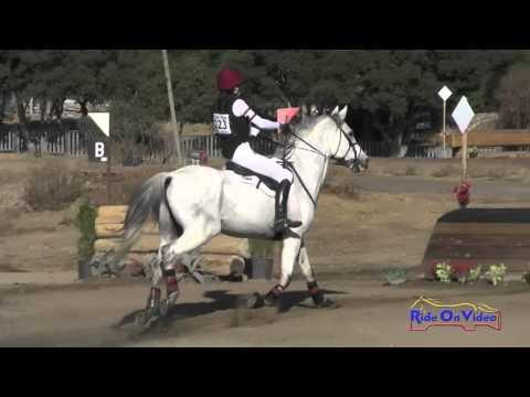 223XC Monique Boudreaux On Independence Day JR Novice Cross Country Woodside Oct 2015