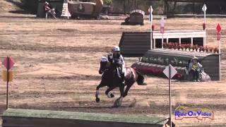 124XC Delaney Vaden on RedRox Jazzman JR Training Cross Country Woodside Int'l Event Oct 2014