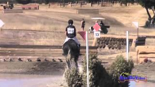 302XC Bethany Wallace Open Novice Cross Country Woodside Int'l Event Oct 2014