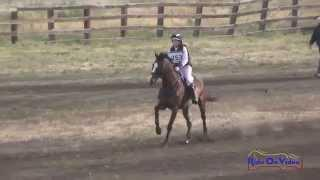 253XC Hawley Bennett Awad on Dinero Training Horse Cross Country Galway Downs Int'l March 2015