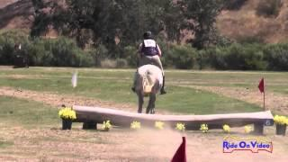 105XC Staci Hill on Platinum CF Senior Intro Cross Country Shepherd Ranch August 2014
