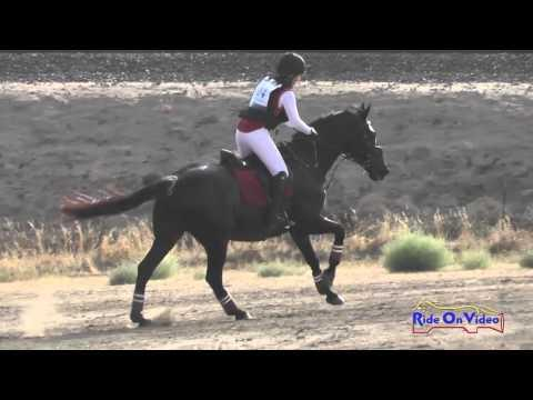 024XC Carrie Finno On Kaiden Preliminary Rider Cross Country FCHP October 2015