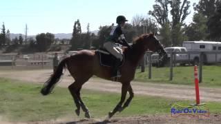 263XC Niki Leshgold On Trake Intro Cross Country Shepherd Ranch June 2015