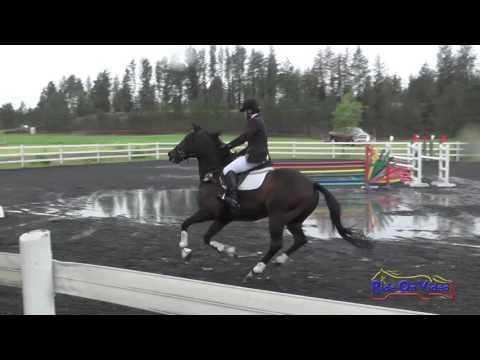 289S John Filer On Manxome JR/YR Preliminary Show Jumping Spokane Sport Horse HT May 2016