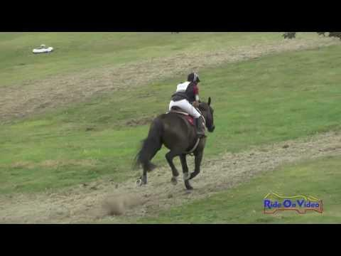 080XC Tracy Alves On Desert Pearl Open Preliminary Cross Country Shepherd Ranch Aug. 2016