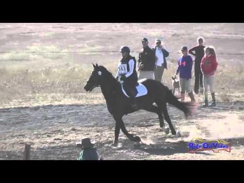 163XC Olga Londa On Douglas Rock SR Training Cross Country Woodside Oct 2015