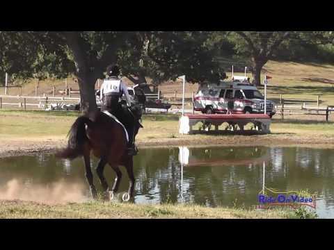 116XC Sharl Talan On Solomon SR Novice Cross Country Shepherd Ranch June 2016