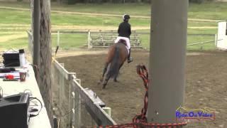 019S Jessie Hargrave on Regenmann Open Training Stadium Shepherd Ranch August 2014