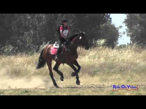 047XC Haley Turner On Can Do It JR Training Cross Country FCHP April 2016