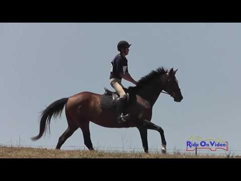 157XC Christopher West SR Beginner Novice Cross Country Shepherd Ranch June 2016
