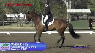 DRESSAGE COVERAGE Galway Downs International Horse Trials March 2015