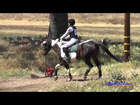396XC McKenzie Thomas SR Beginner Novice Cross Country Twin Rivers Ranch April 2016