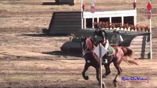 179XC Sonya Bengali Area VI Championships Training Rider Cross Country Woodside Int'l Event Oct 2014