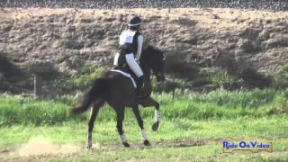 225XC Lexie Thacker on Sail On Home Open Novice Cross Country FCHP February 2015