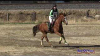 063XC Taress Hsu on Gideon SR Training Cross Country FCHP April 2015