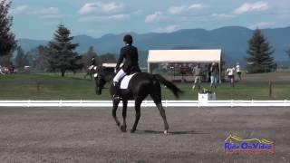044D Amanda Hund On Pik Pilot CCI1* Dressage The Event At Rebecca Farm July 2015