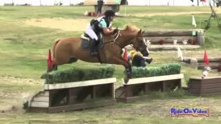 157XC Lauren Spence On Where's My Cow SR Novice Cross Country Shepherd Ranch August 2015